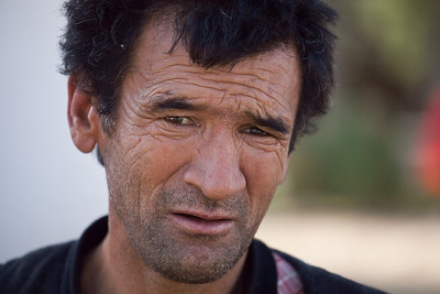 Local Kazakhs Man, Burqin (布尔津)