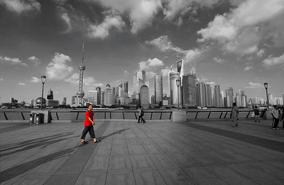 Red in Shanghai(上海红)