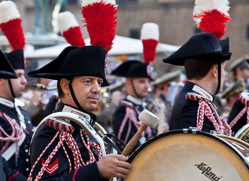 Marching Band, Florence