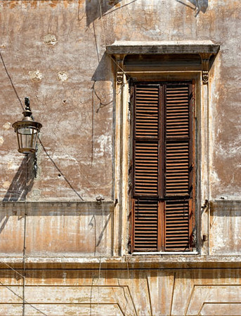 A Window in Rome
