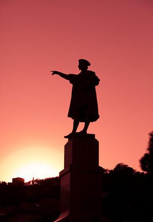 Columbia Statue