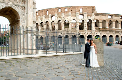 Wedding at Coloseo