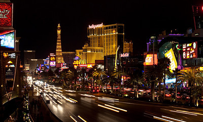 Strip of Las Vegas