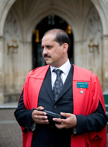 minister at westminster abbey