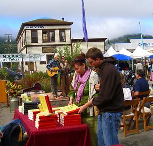 Point Reyes Station Organic Farmer's Market
