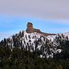 Chimney Rock National Monument, Colorado.