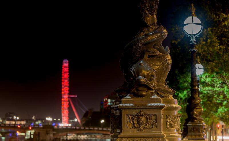 Thames Fish Sculpture