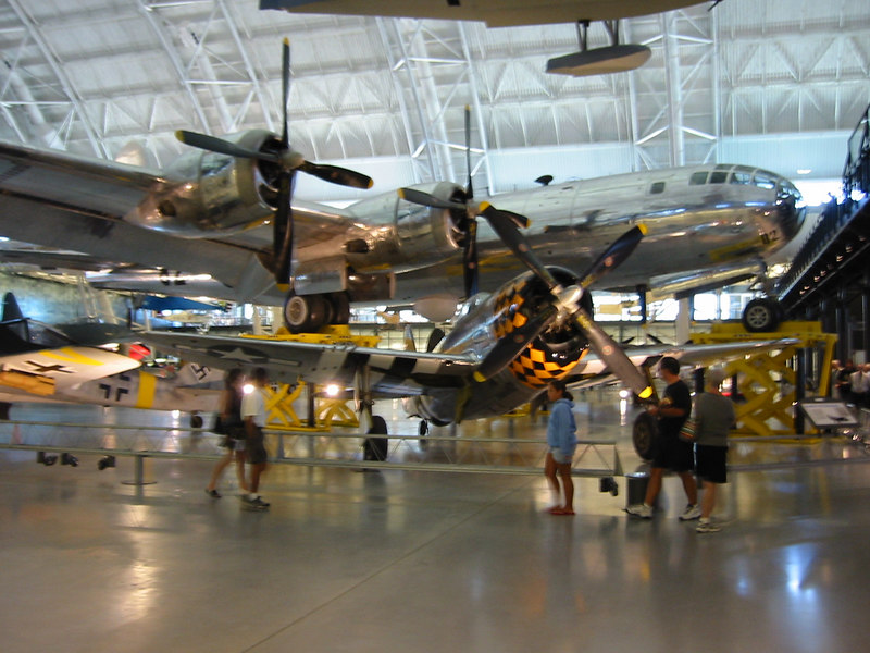 Other side of the Enola Gay
