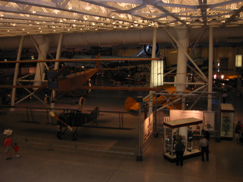 Wide range of planes