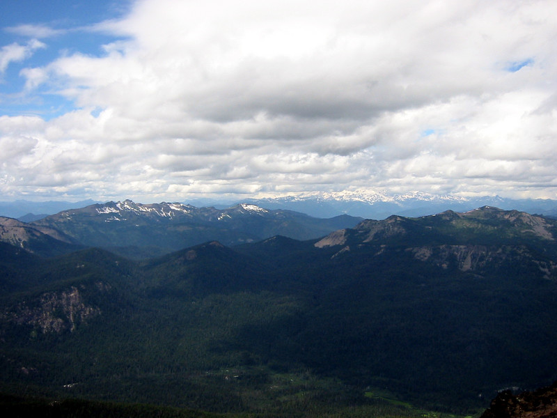 View from the summit