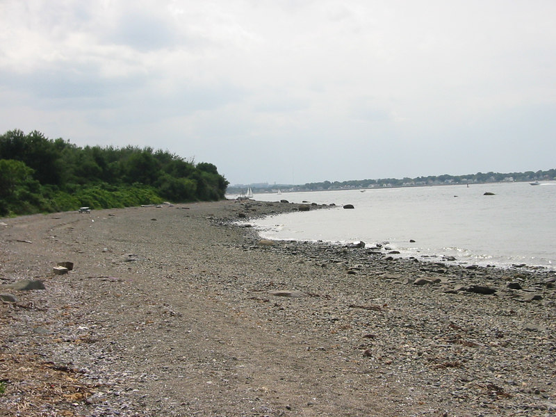 Grape Island Beach