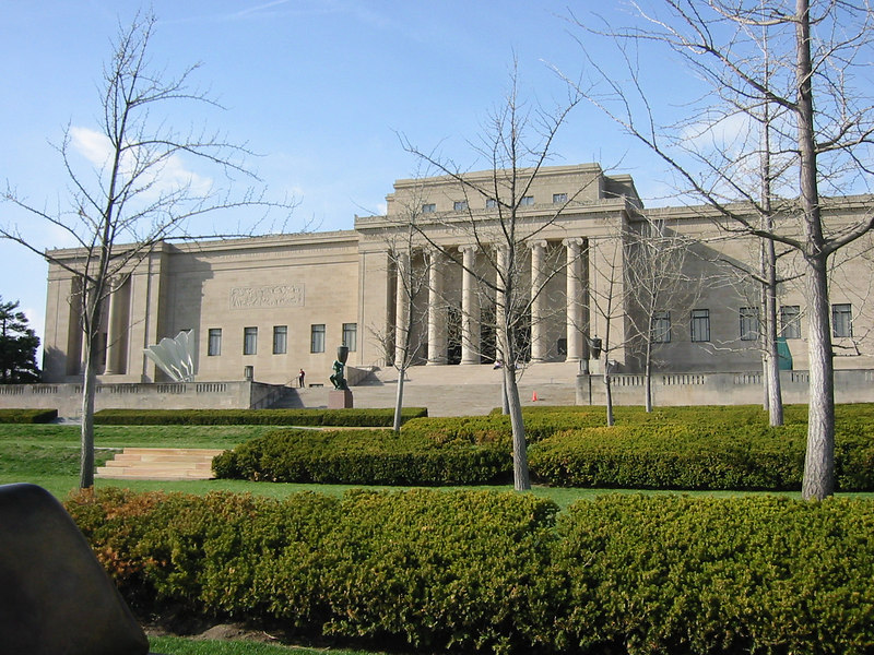 Nelson-Atkins Art Museum. Kansas City, MO.  Very nice gallery.  Great Chinese collection.
