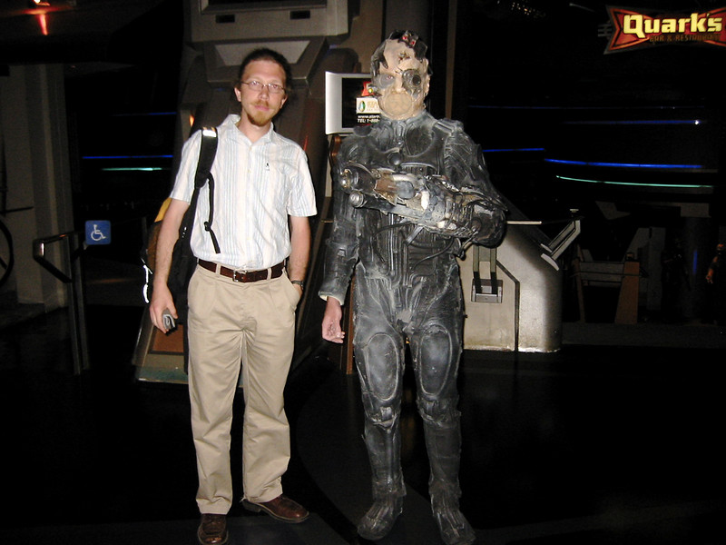 Me and a Borg