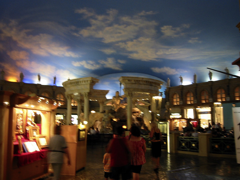 The Forum Shops at Ceaser's