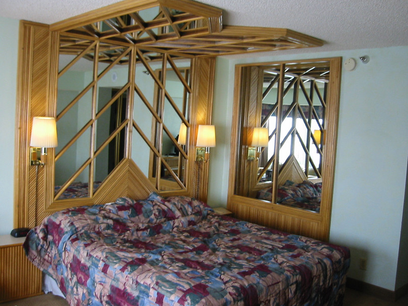 My room in the Tropicana