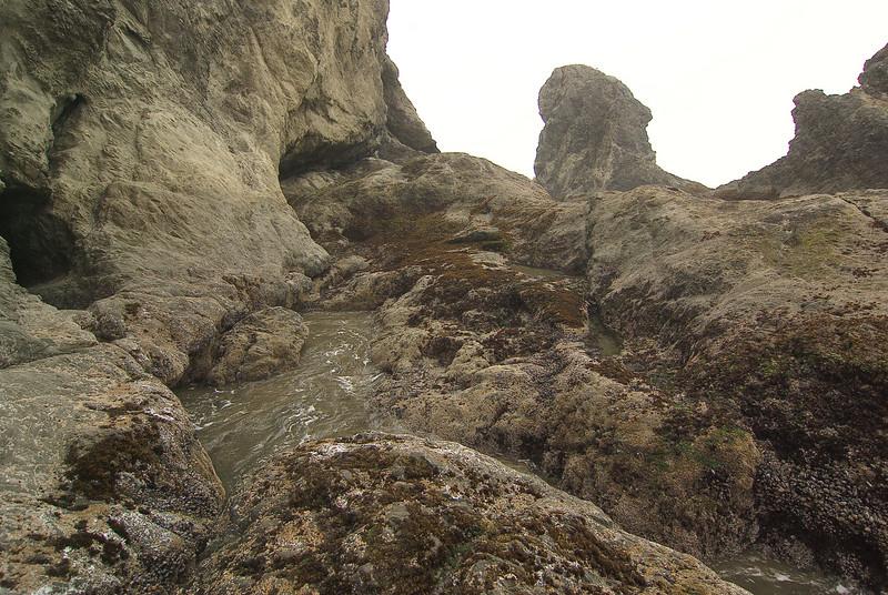 Face Rock Senic Viewpoint.