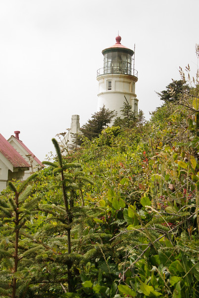 Heceta Lighthouse.