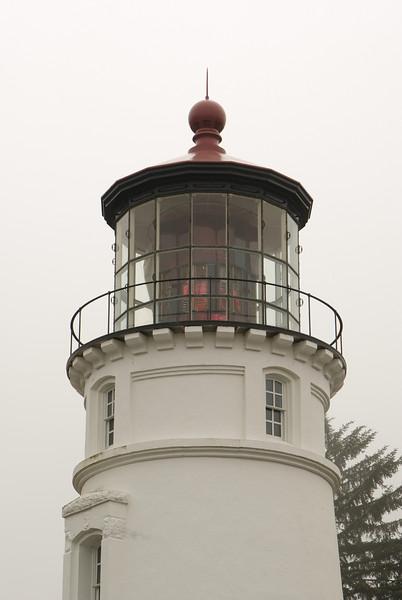 Umpqua Lighthouse.
