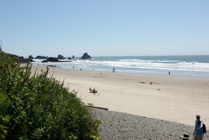 Ecola State Park, Indian Beach.