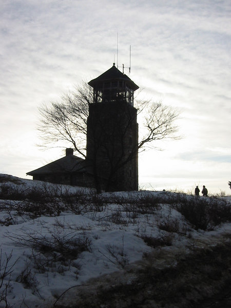 Quabbin Tower