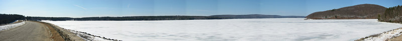 Panorama - Winsor Dam