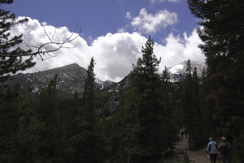 Going back to Bear lake