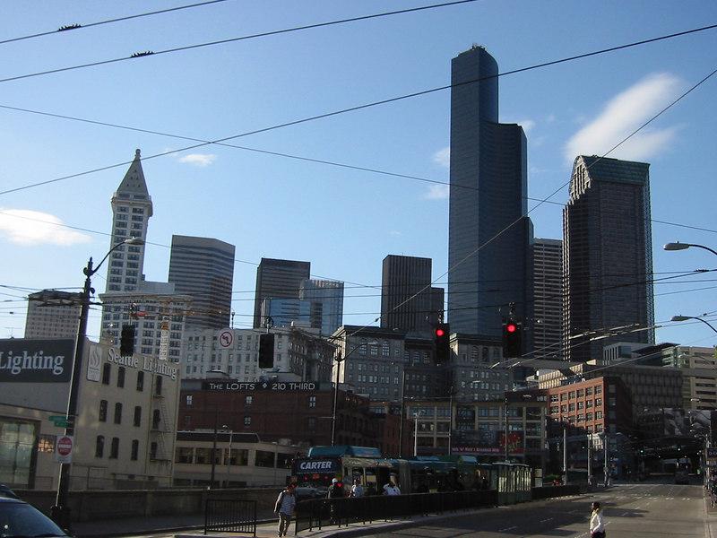 Seattle.  Better skyline