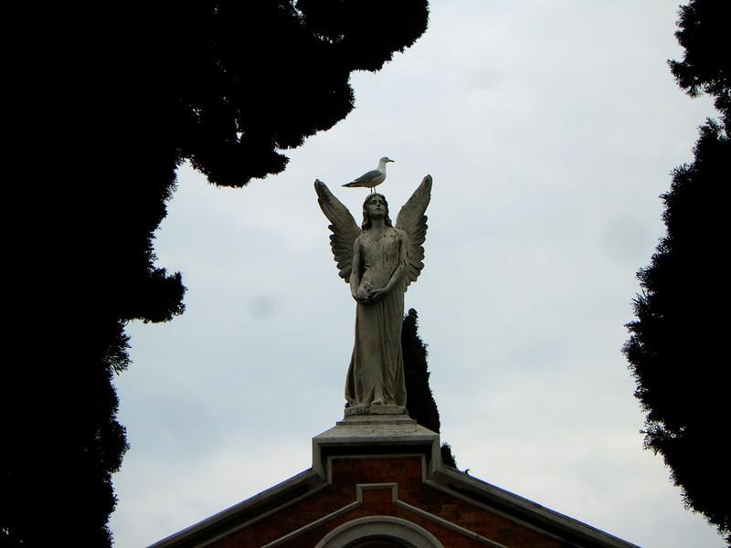 Cemetery Island Italy