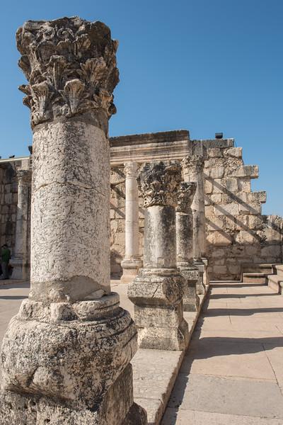 Synagogue, Capernaum