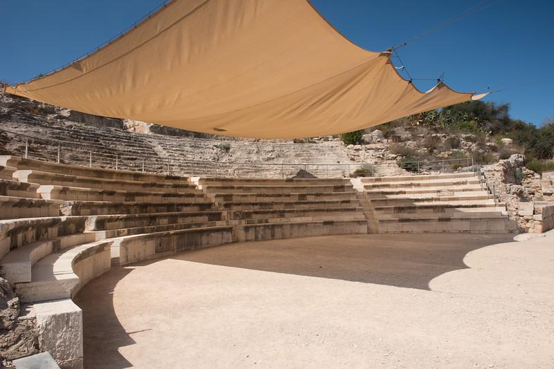 Amphitheatre at Sepphoris