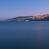 Tiberias at night from Nof Ginosaur pier