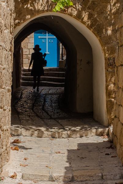 Alleyway, Joppa