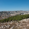 Nazareth from Mount of Precipice