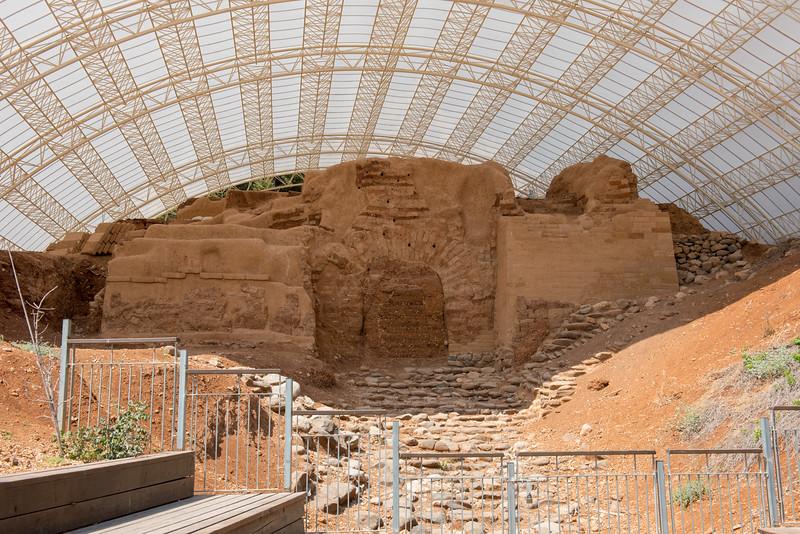 Abraham's Gate, Tel Dan