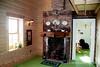 Ferryland Lighthouse Fireplace Room