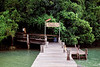 Tawali Resort - the Landing Dock Following a Long Van and Boat Journey Thru the Jungle from Alotau (at night at the time)!