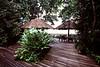 The Back Deck at Tawali Resort, Papua New Guinea.