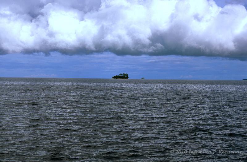 'Jeep Island'   Truk Lagoon 2010