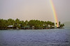 The End of the Rainbow at Blue Lagoon Resort Truk Lagoon 2010