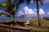 Truk Odyssey Dive Boat Offshore of Blue Lagoon Resort