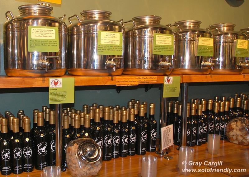 Saratoga Olive Oil Co.