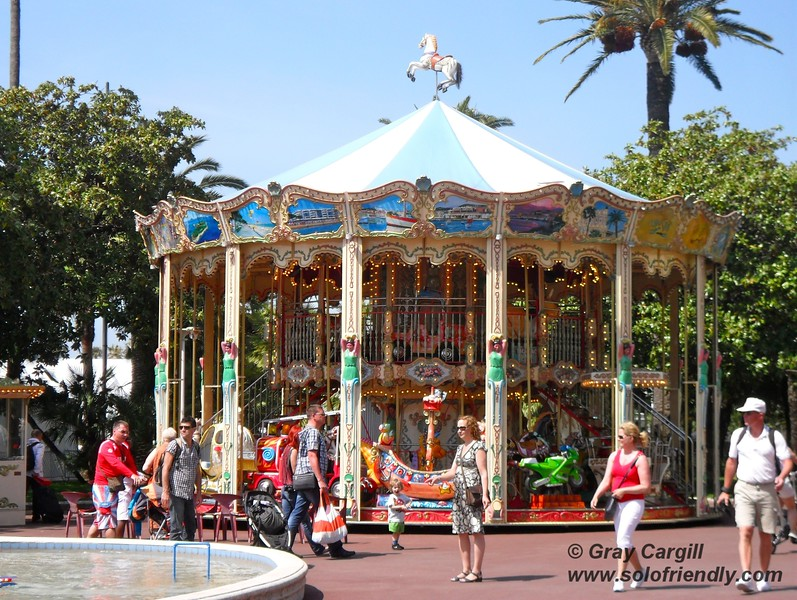 Cannes Carousel