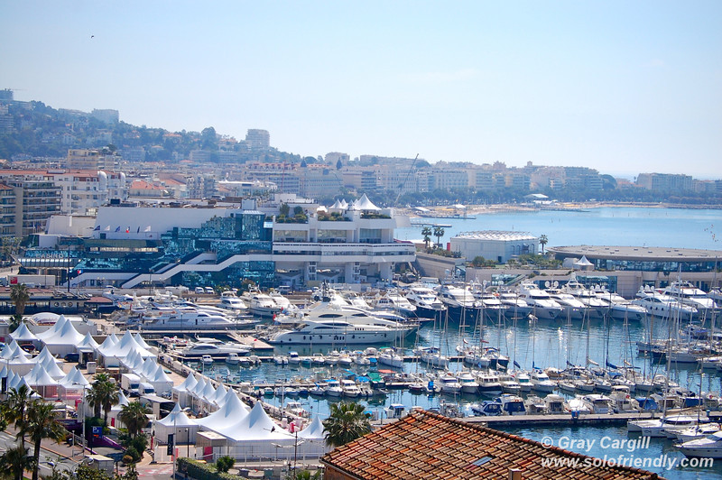 Marina of Cannes