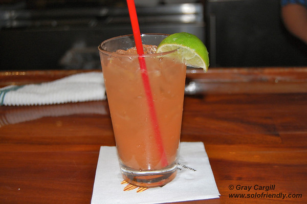 The Pau Hana Punch