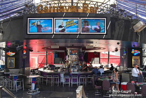 Carnaval Bar, Harrahs