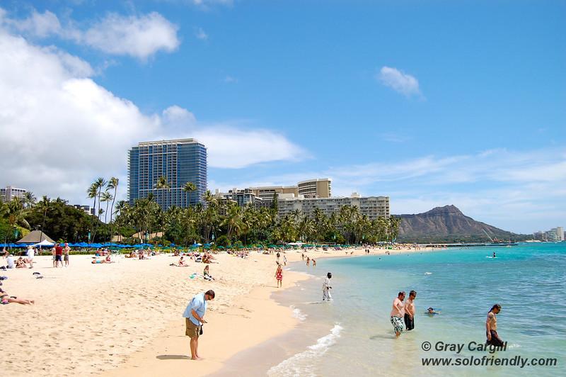 HHV beach