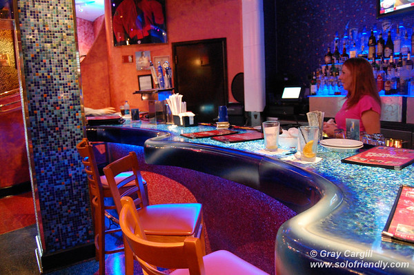 Bar at Planet Hollywood