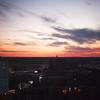 Sunset from the Hyatt