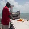 Making Conch salad at Seaside Village