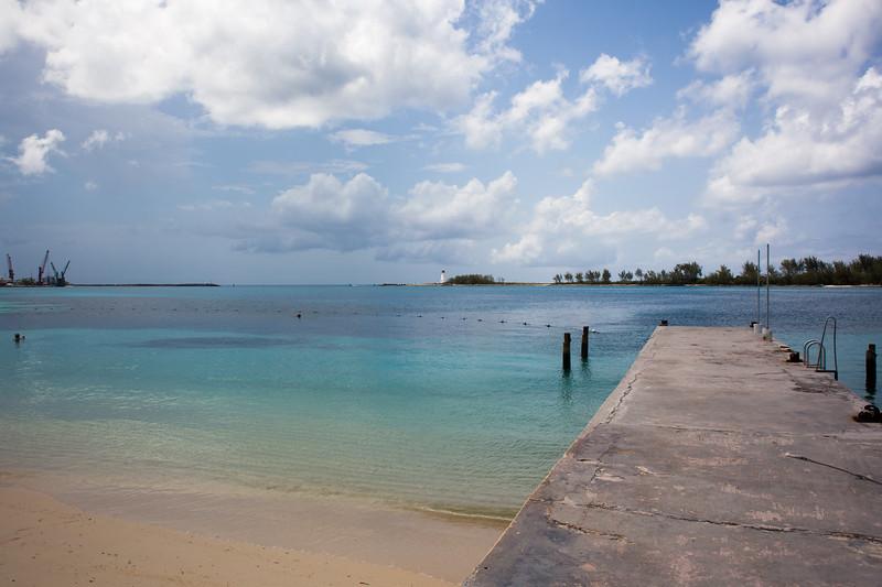 Hilton Nassau Jetty